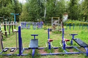 тренажерный парк1