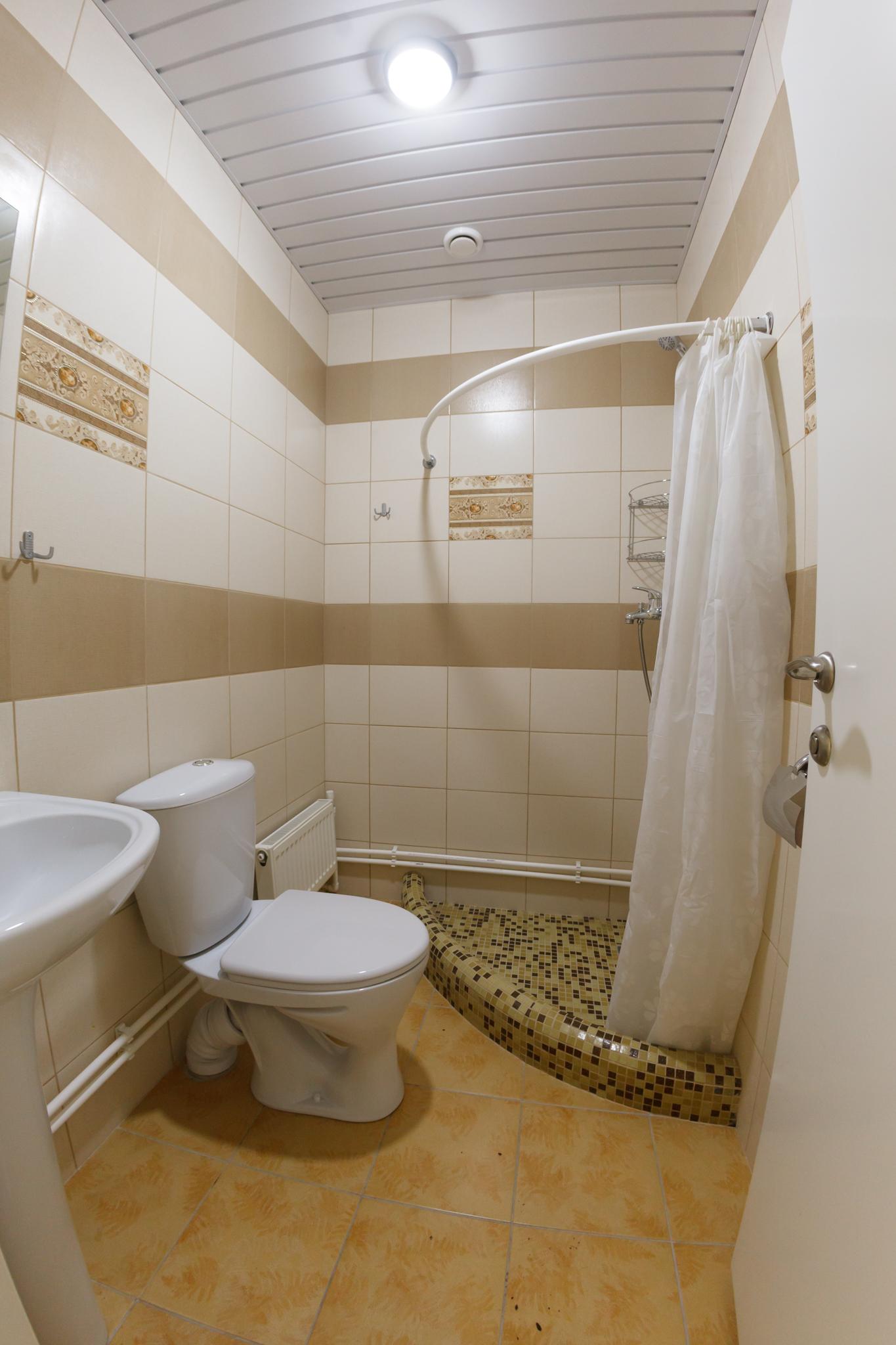 комната личной гигиены в 5 и 8 корпусе